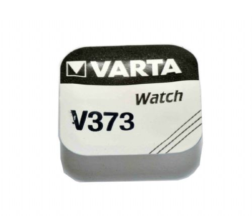 Varta V373  SR916 SW D373 Silver Oxide Watch Battery 1.55v [1-Pack]